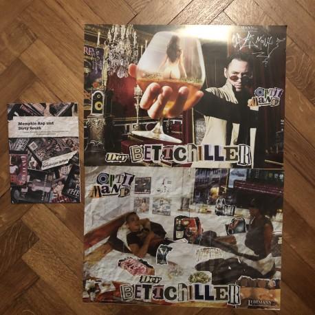 Bettchiller-Arbeit - Poster Bundle